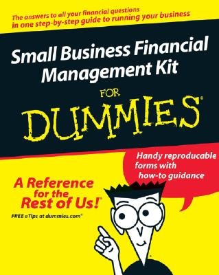 Small Business Financial Management Kit for Dummies By Tracy, Tage C./ Tracy, John A.