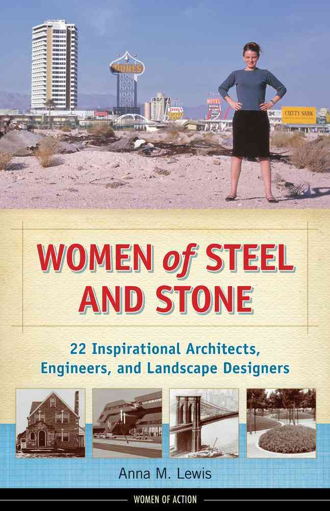 Women of Steel and Stone By Lewis, Anna M.
